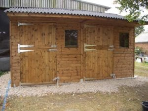 TAE fencing and sheds Stevenage