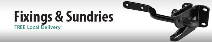 Fixings & Sundries